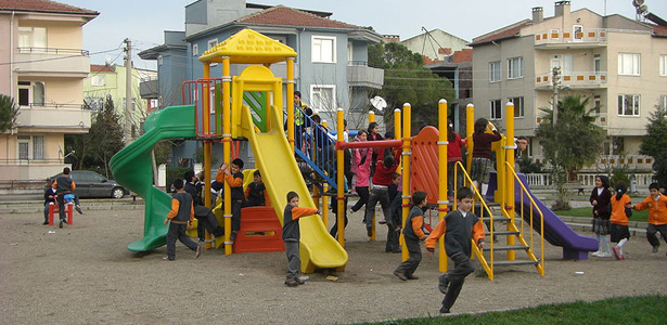 Playgrounds for Children
